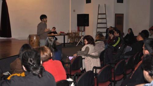 Coro Polifónico Municipal participa de capacitación propiciada por Cultura de Nación