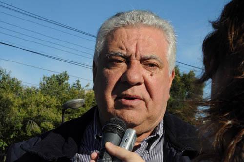 Secretario de Gobierno, Luis Roberto Toledo